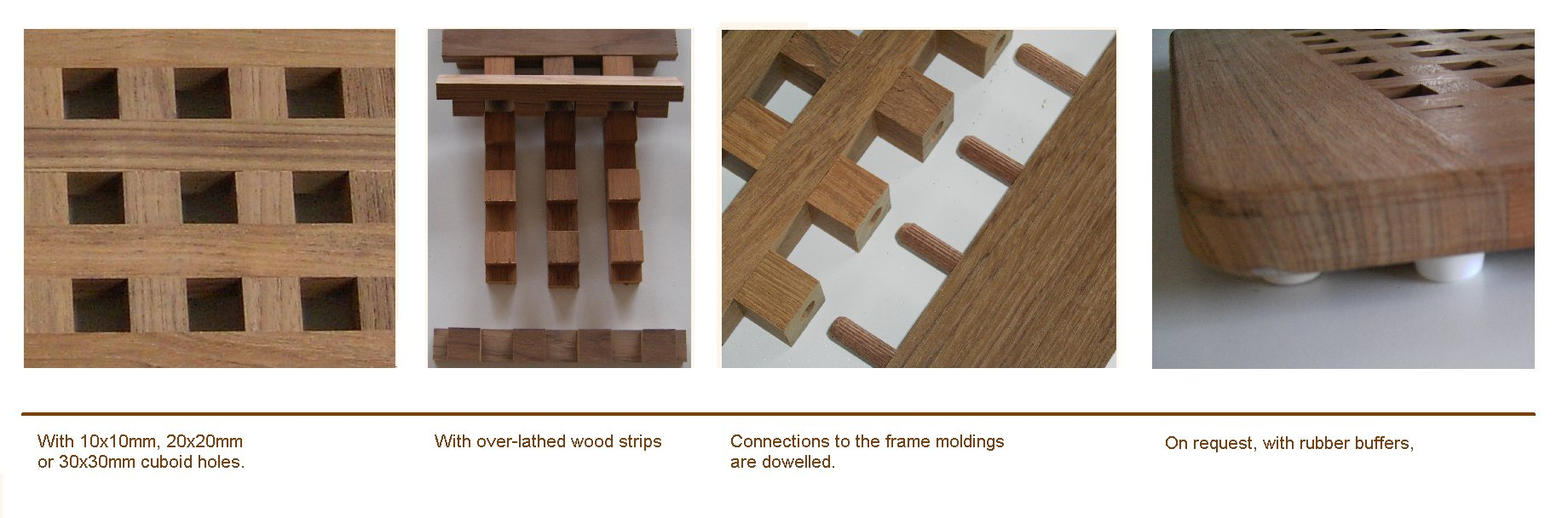 view picture, how to produce gratings