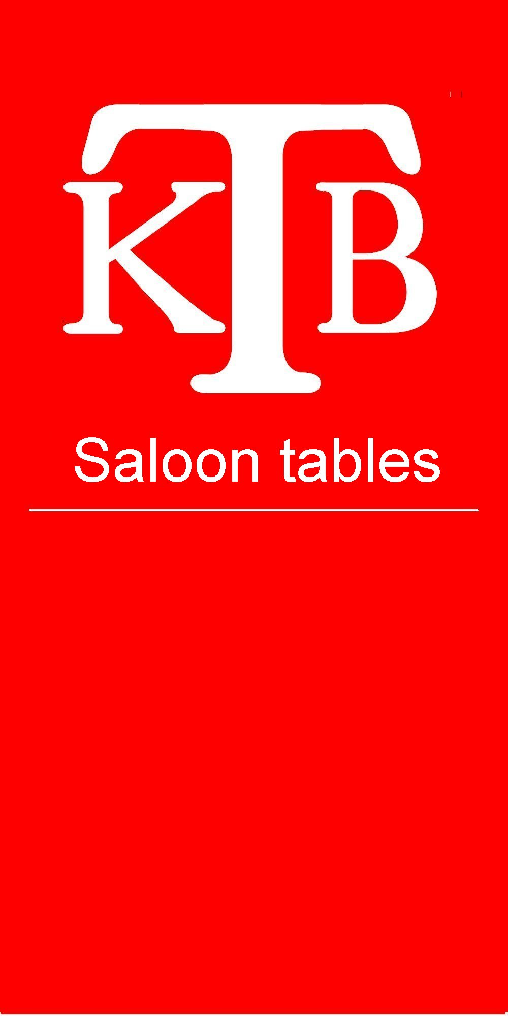 saloon tables