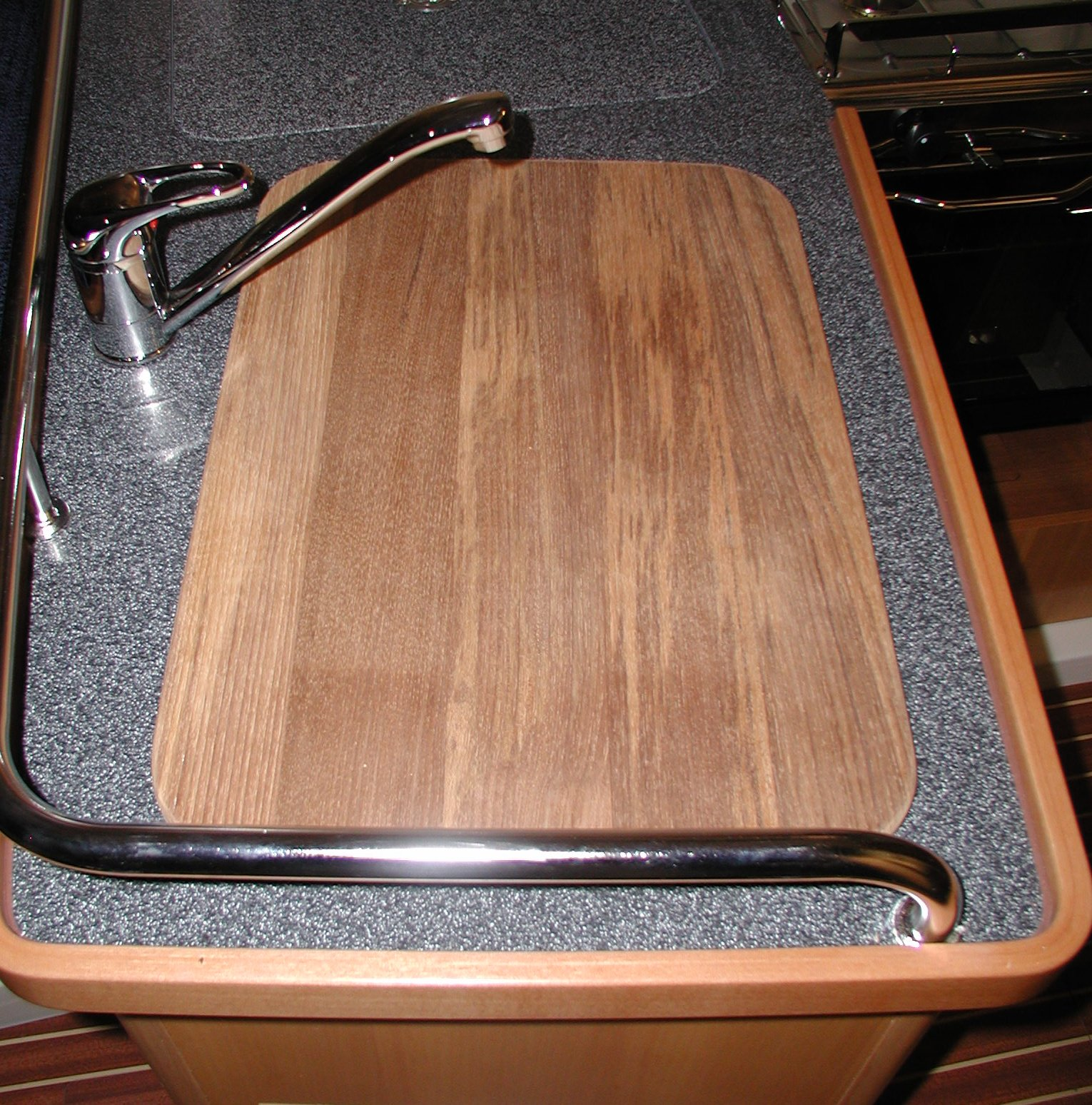 View sink cover, Hanse 400