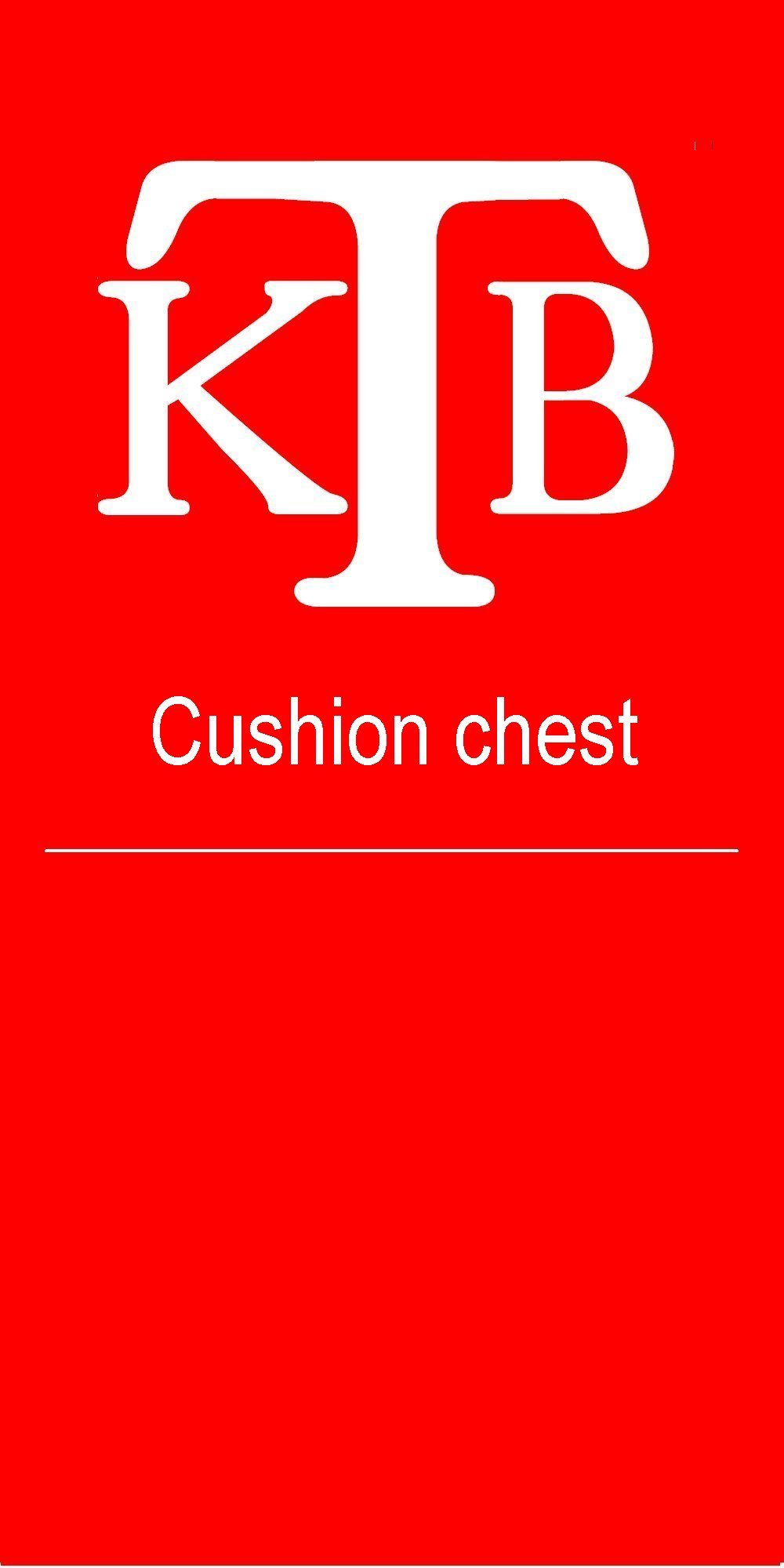 Logo Cushion Chest
